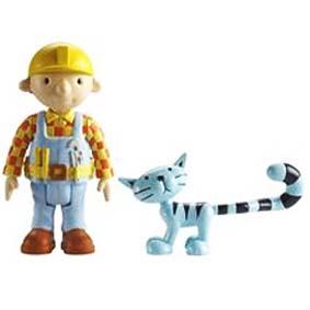 Bob O Construtor e o seu gato Sardinha - Bob The Builder Bob & Pilchard