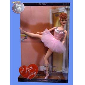 Boneca Barbie Collector Pink Label - I Love Lucy - The Ballet Episode 19