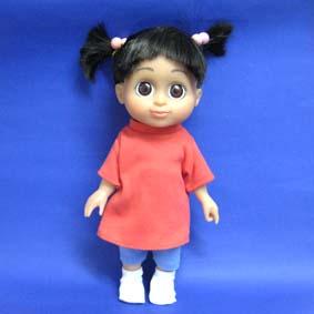 Boneca Boo - Monstros S.A. que fala e canta da Hasbro