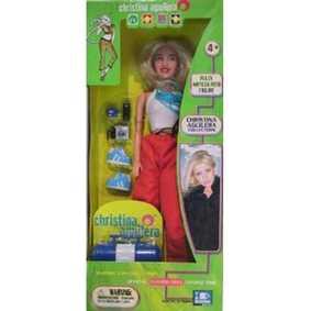 Boneca Colecionável da Christina Aguilera tamanho da Barbie