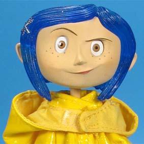 Boneca Coraline e o Mundo Secreto Neca Toys