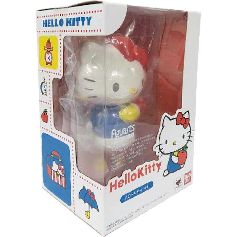 Boneca Hello Kitty Bandai Figuarts Zero Tamashii Nations Blue version