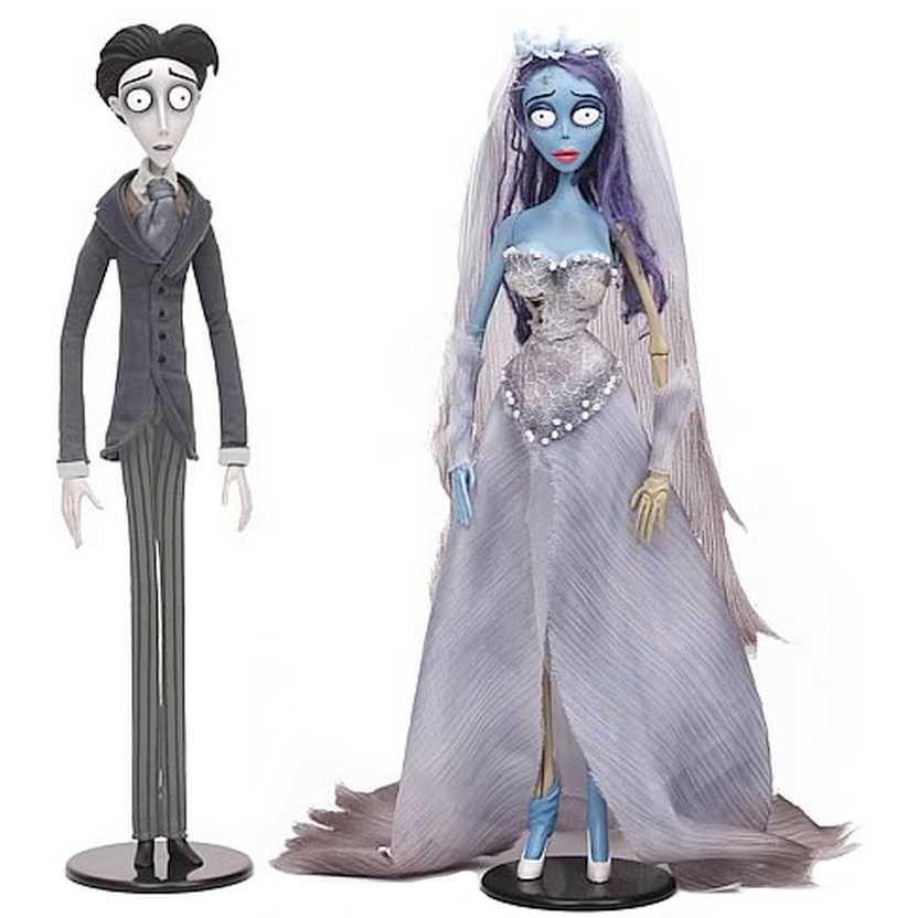 Boneca Noiva Cadáver Corpse Bride (Tim Burton) e Victor