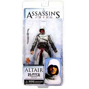 Boneco Altair Assassins Creed da Neca Toys