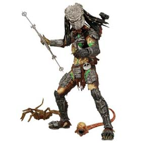 Boneco AVP: Predador Requiem (com máscara) Predator series 4 Neca