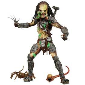 Boneco AVP:  Predador Requiem (sem máscara) Predator series 4 Neca