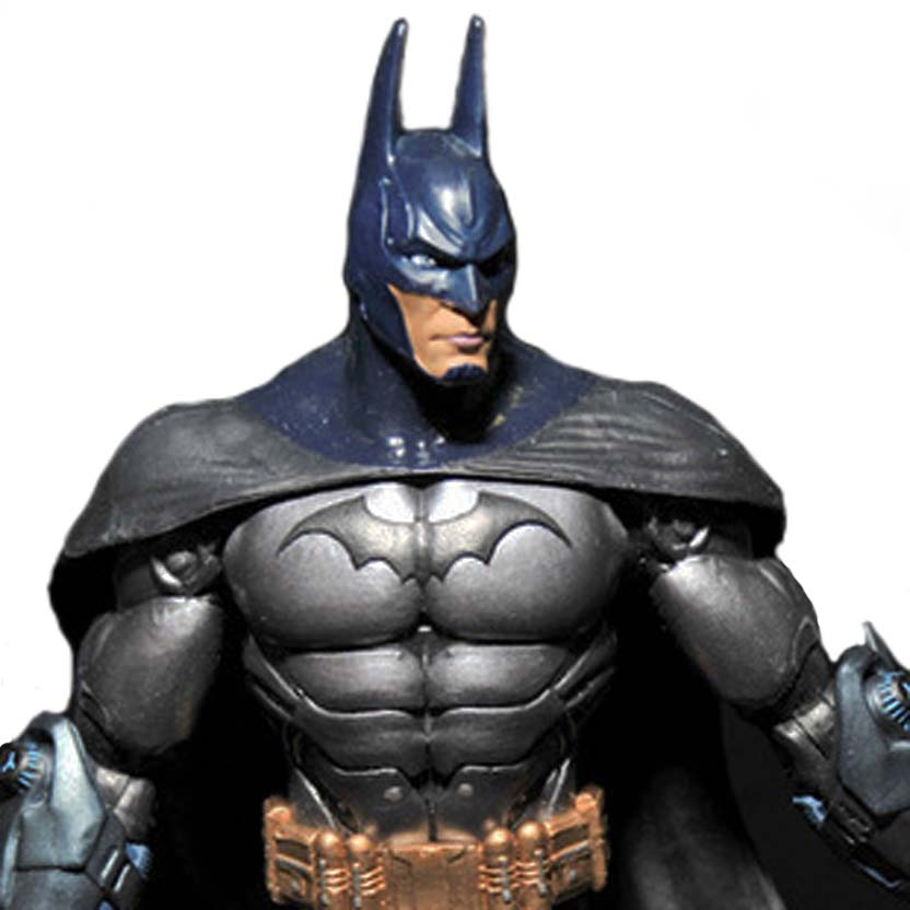 Boneco Batman Arkham Asylum DC Direct Collector action figure