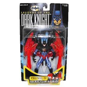 Boneco Batman Neural Claw Legends of the Dark Knight
