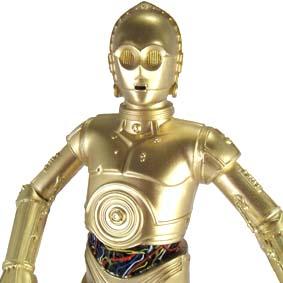 Boneco C3PO (Comprar com entrega em todo o Brasil) C-3PO