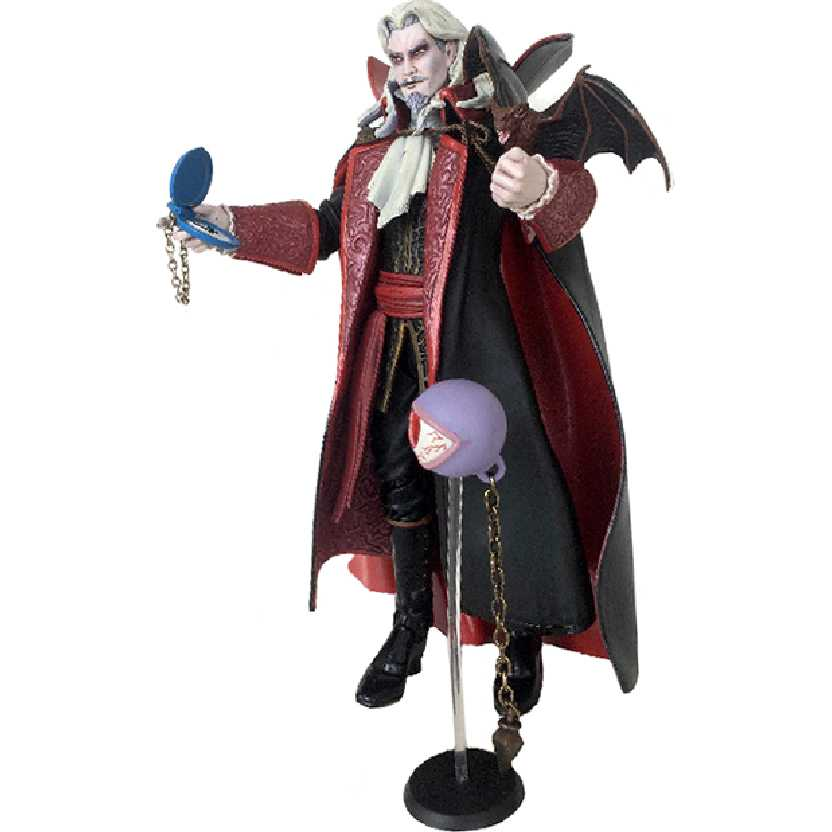 Boneco Castlevania - Dracula (aberto) Drácula Neca Toys