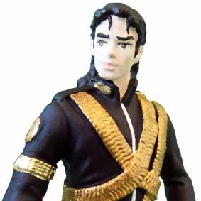 Boneco Coleção Michael Jackson comprar modelo They Dont Care About Us