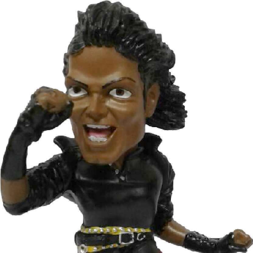 Boneco colecionável do Michael Jackson: BAD (Comprar no site)