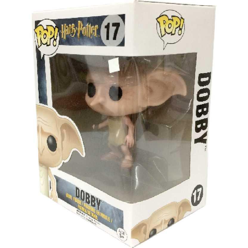 Boneco Colecionável Funko Pop! Dobby / Harry Potter vinyl figure número 17 Original