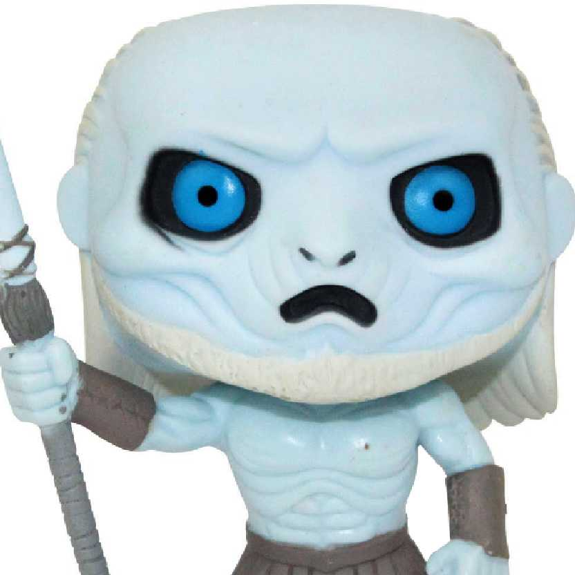 Boneco Colecionável Funko Pop! White Walker Game Of Thrones vinyl figure número 06
