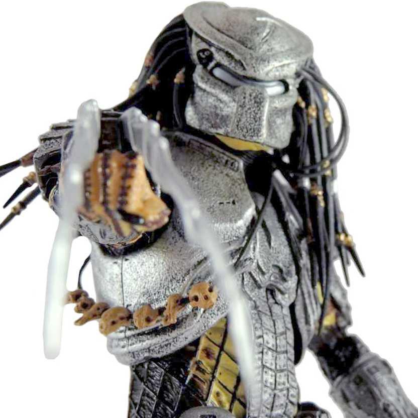 Boneco colecionável Neca Toys Masked Scar Predator Alien VS Predador series 15