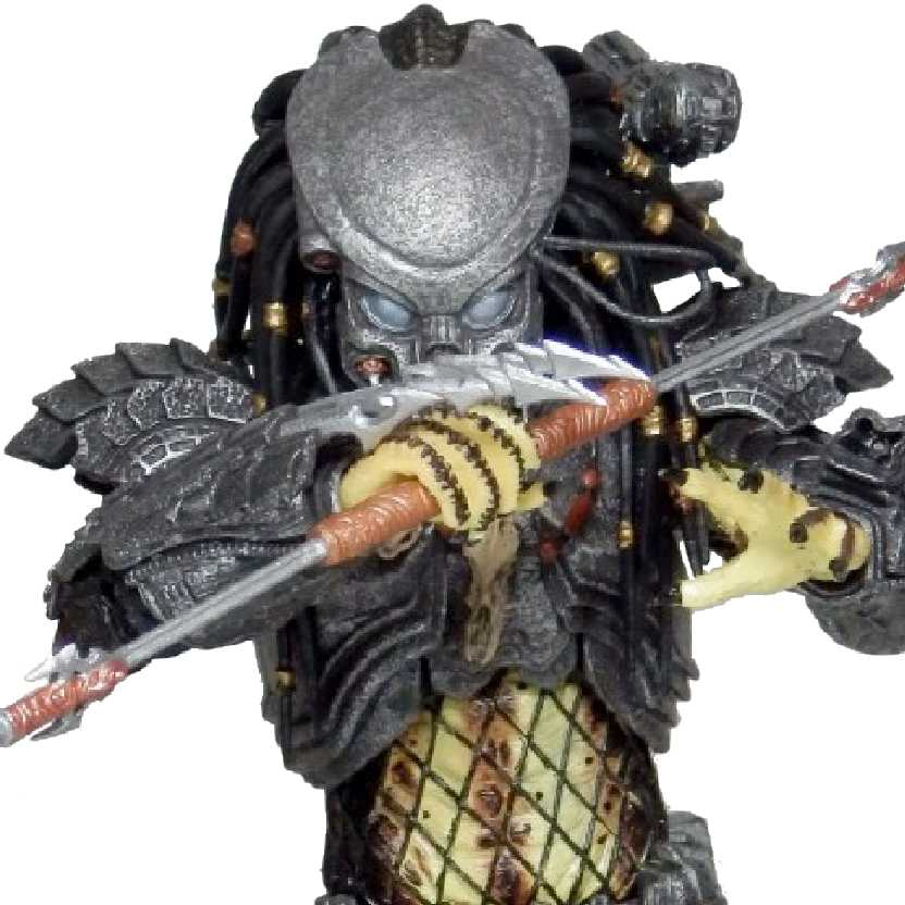 Boneco colecionável Predador Celtic: Neca AVP (Alien Vs. Predator) Predators Series 14