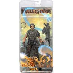 Boneco da Neca Brinquedos Grayson Hunt ( Bulletstorm )