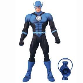 Boneco DC Universe Blue Lantern Mattel Action Figure wave 17
