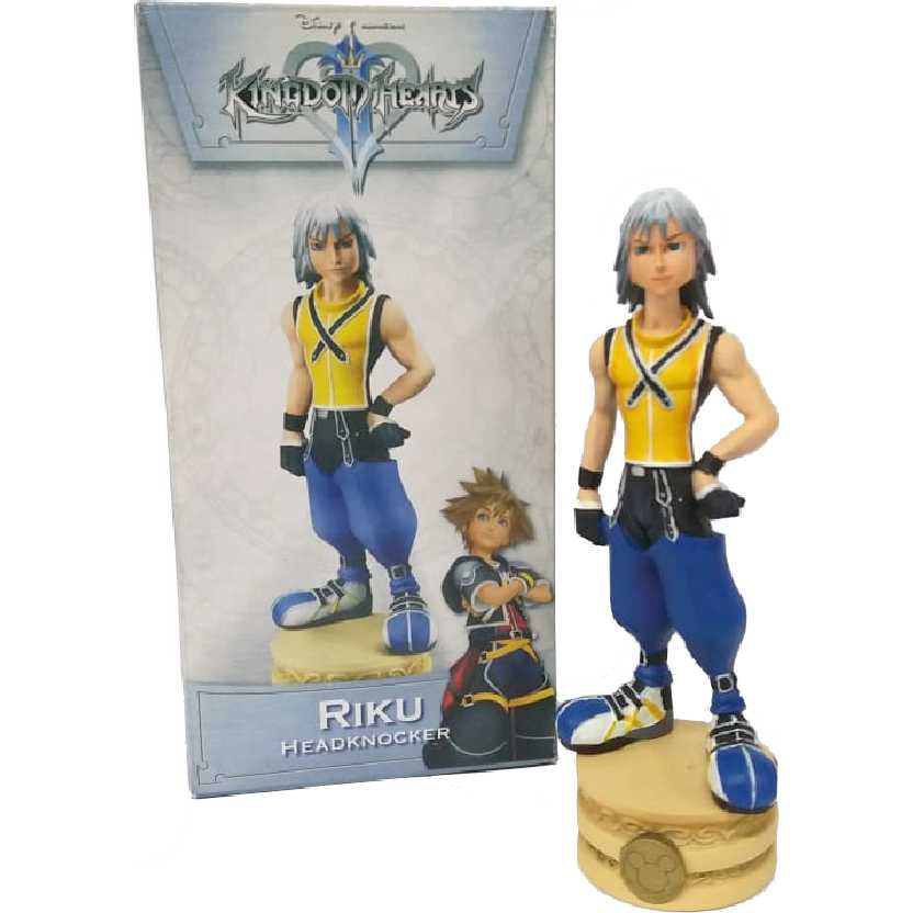 Boneco Disney Kingdom Hearts Riku da Neca Toys