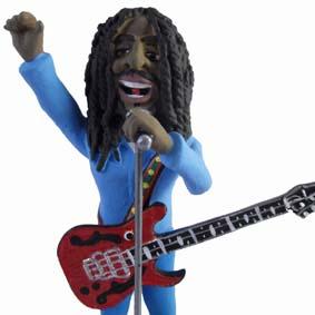 Boneco do Bob Marley