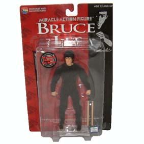 Boneco do Bruce Lee (The Eternal Martial Arts Master)