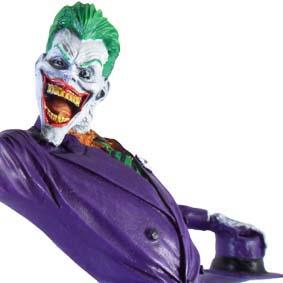 Boneco do Coringa ( Batman ) / The Joker Miniature Statue Prince of Crime