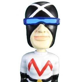 Boneco do Corredor X - Bonecos Speed Racer