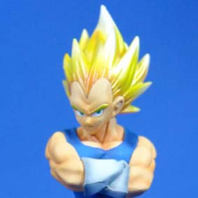 Boneco do Dragon Ball Z não articulado HSCF 14 Super Saiyan Vegeta