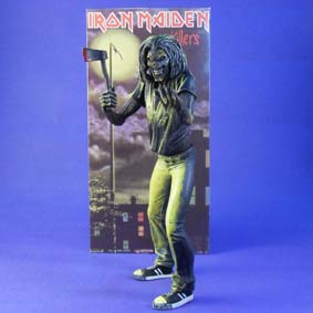 Boneco do Eddie Killers Iron Maiden Neca Toys Action Figures (aberto)