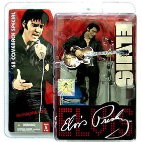 Boneco do Elvis Presley Comeback Special (1968) Mcfarlane Toys