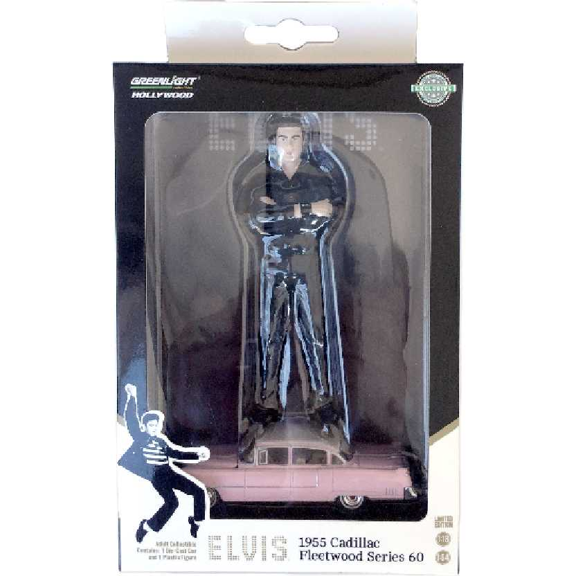 Boneco do Elvis Presley ( The King of Rock and Roll ) Greenlight escala 1/18