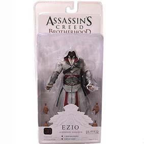 Boneco do Ezio Assassins Creed Brotherhood Ivory :: Ezio Auditore Assasin Action Figure