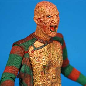 Boneco do Freddy Krueger A Nightmare On Elm Street 3: Dream Warriors