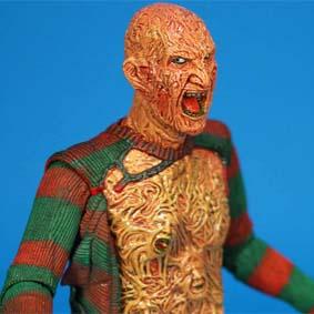 Boneco do Freddy Krueger A Nightmare On Elm Street 3: Dream Warriors