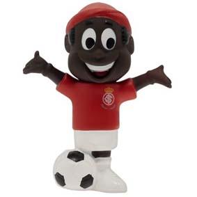 Boneco do Internacional (Mascote de Times Brasileiros)
