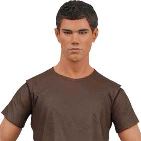 Boneco do Jacob Lua Nova (aberto) Crepúsculo / Twilight Taylor Lautner