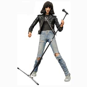 Boneco do Joey Ramone (Ramones) Neca Toys