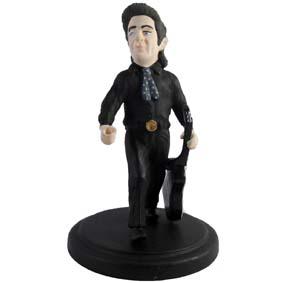 Boneco do Johnny Cash