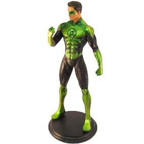 Boneco do Lanterna Verde o filme :: Estátua do Lanterna Verde