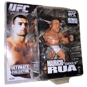 Boneco do Lutador de UFC Mauricio Shogun Rua