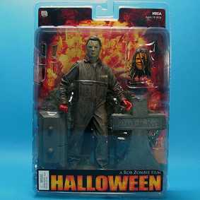 Boneco do Michael Myers Halloween ( Rob Zombie ) Neca Toys Action Figures