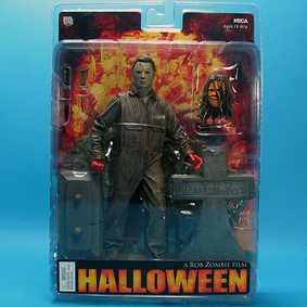 Boneco do Michael Myers Halloween ( Rob Zombie ) Neca Toys Action Figures