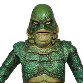 Boneco do Monstro da Lagoa Negra / The Creature from the Black Lagoon Universal Studios