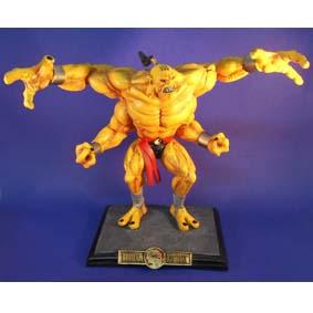 Boneco do Mortal Kombat 9 Goro Estátuas em resina