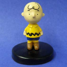 Boneco do Personagem Charlie Brown - Turma do Snoopy