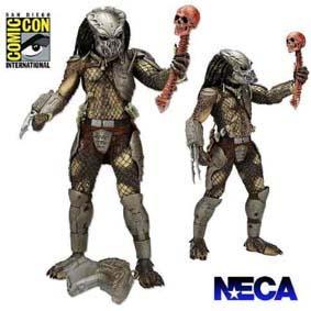 Boneco do Predador Classic Gort SDCC 2011 :: Bonecos Neca Toys Brasil