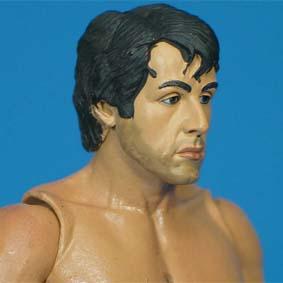 Boneco do Rocky Balboa / Bonecos Rocky 35th anniversary Neca Action Figure