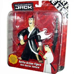 Boneco do Samurai Jack :: Bonecos Cartoon Network