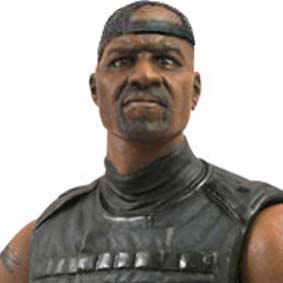 Boneco do Terry Crews - Os Mercenários 2 - Hale Caesar The Expendables 2
