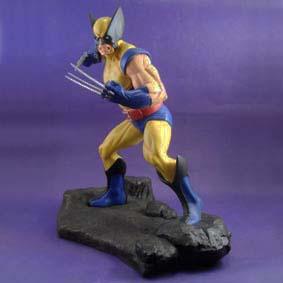 Boneco do Wolverine escala 1/6 para colecionador (estátua de resina)